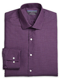 Geoffrey Beene® Gingham Dress Shirt