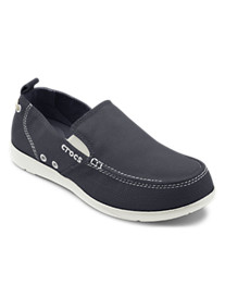 Crocs™ Walu Canvas Slip-Ons