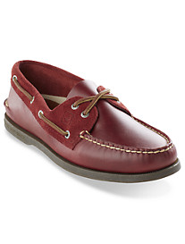 Sperry® Authentic Original 2-Eye Suede Collar Shoes